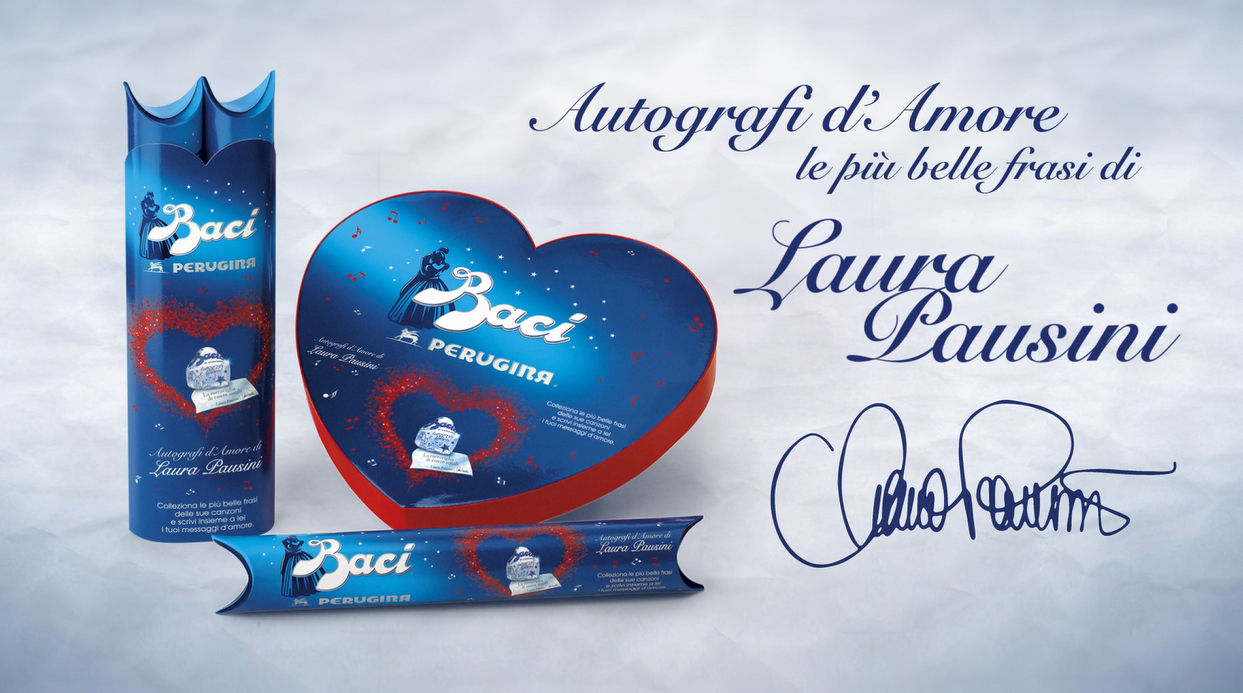 Frasi Belle Laura Pausini.Baci Perugina On Air With A Radio And Tv Ad And The Io Laura Laura And Me Contest To Make Your Dreams Of Meeting Laura Pausini Come True At News